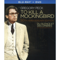 To Kill A Mockingbird (50th Anniversary Edition) (Blu-ray + DVD) (Bilingual)