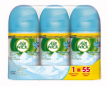 Air Wick® Scented Oil Mountain Breeze Air Freshener Refills