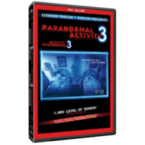 Paranormal Activity 3 (Extended Version) (DVD + Blu-ray) (Bilingual)