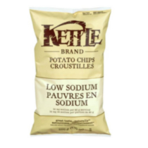Kettle Chips Gluten Free Low Sodium Potato Chips