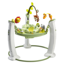 ExerSaucer® and Jump & Learn™ Safari Friends