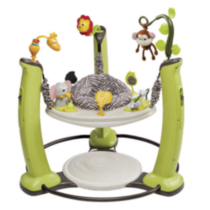 ExerSaucer® and Jump & Learn™ Jungle Quest