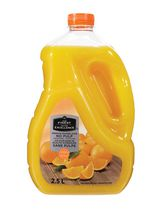 Our Finest No Pulp Premium Orange Juice