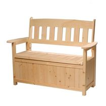 Country Comfort Chairs Cape Cod Garden / Storage Bench - GSB