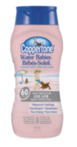 Coppertone Water Babies Sunscreen Lotion - SPF 60