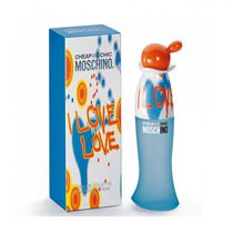 Moschino I Love Eau De Toilette Spray For Women 50 ml