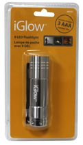 iGlow 9 LED Flashlight