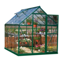 Premier Green Nature Series Greenhouse 6' x 8'
