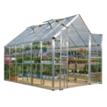 Palram Premier Snap N Grow Greenhouse, 8' x 12'