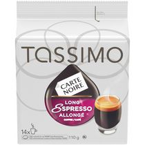 Tassimo Carte Noire Long Espresso Coffee