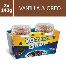 YoCrunch® Oreo® Yogurt
