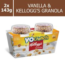 YoCrunch® Granola Yogurt