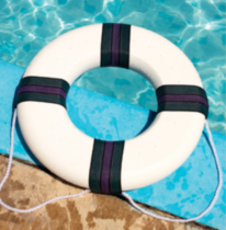 Foam Ring Pool Buoy