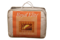 Couette de plumes d'oie Royal Elite Grand lit