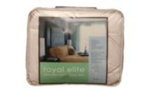 Couette de duvet blanche Royal Elite Simple/Double