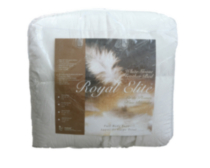 Royal Elite White Goose Featherbed Full/double
