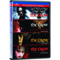 The Crow / The Crow 2: City Of Angels / The Crow: Salvation / The Crow: Wicked Prayer