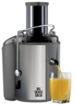 Big Boss 2-speed Juicer - 8123
