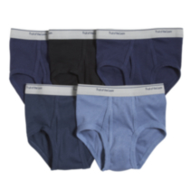 Fruit of the Loom Toddler Boys 5-Pack Briefs 2T-3T