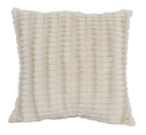 Cut Fur Cushion