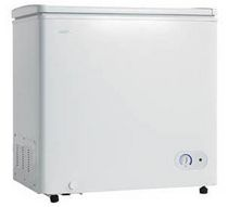 Danby 5.5 cu. ft. Capacity Chest Freezer