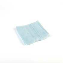 "Springmaid 13"" x 13"" Wash Cloth Towel Blue"