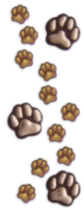 Jolee's 3D Stickers Paws