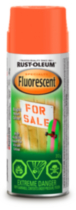 Rust-Oleum Specialty Fluorescent - Rouge-Orange 319g