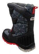 Botte d'hiver super cool Darth Vader de Star Wars pour grands garçons 12