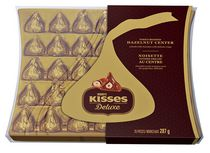 Hershey's Kisses Deluxe Holiday Chocolate Box