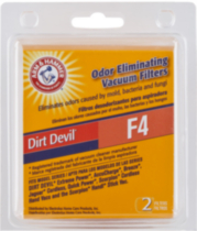 Arm & Hammer Filter Dirt Devil F4