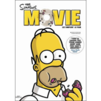 The Simpsons Movie (Bilingual)