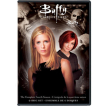 Buffy The Vampire Slayer: The Complete Fourth Season (Bilingual)