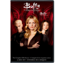 Buffy The Vampire Slayer: The Complete Fifth Season