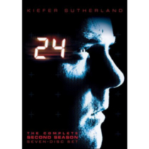 24: The Complete Second Season