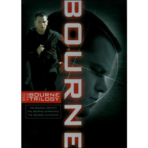 The Bourne Trilogy: The Bourne Identity / The Bourne Supremacy / The Bourne Ultimatum