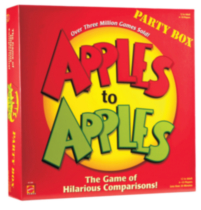 Apples to Apples® Party Box - ENGLISH