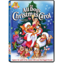 An All Dogs Christmas Carol (Bilingual)
