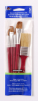 5 Piece Finishing Brush Set