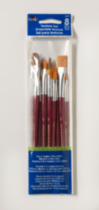 8 Piece Texture Brush Set