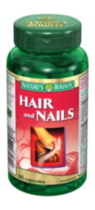 Nature's Bounty Hair and Nails 60 Capsules