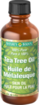 Nature's Bounty Tea tree oil 60 mL