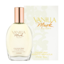 Vanilla Musk Cologne Spray, 50 mL