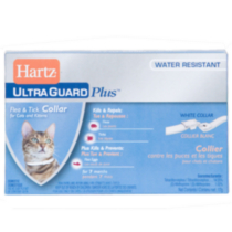 Hartz UltraGuard Plus Flea & Tick Collar for Cats & Kittens