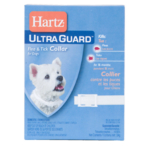 Hartz UltraGuard Flea & Tick Collar for Dogs