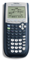 Calculatrice scientifique Texas Instrument 84 Plus avec graphiques