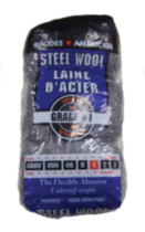 Homax® Steel Wool, Medium, Grade #1