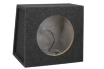 "Scosche 10"" Subwoofer Enclosure Kit"