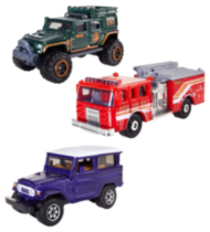 Assortiment de voitures MatchboxMD