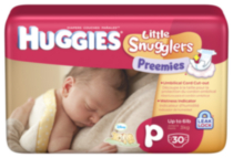 Huggies® Little Snugglers Jumbo Pack Preemie